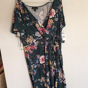 BCX Dresses - BCX Dress long ankle length skirt